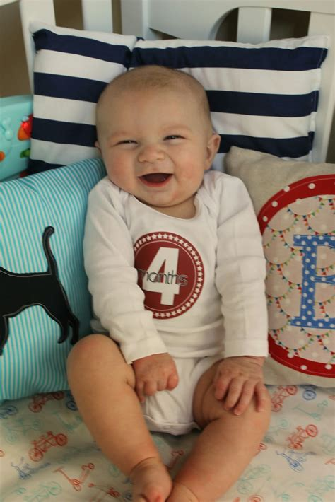 4 Month Baby Boy Clothes goat lulu 4 months