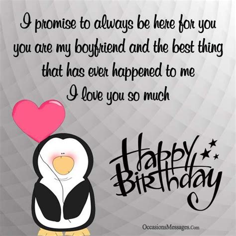 Wish Him A Happy Birthday For Me Romantic Birthday Wishes For Boyfriend Occasions Messages