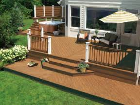 Backyard Deck Ideas How To Determine Your Deck Style Hgtv