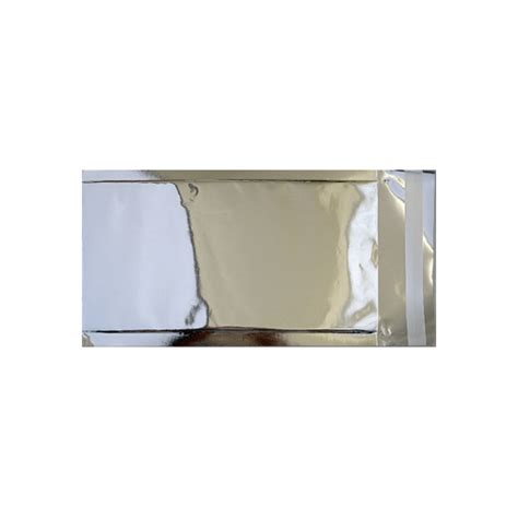 Folie Envelop Metallic by Glanzend Metallic Folie Enveloppen