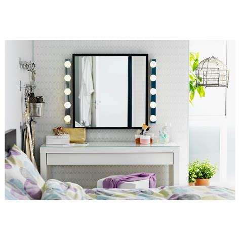 3 sided mirror dressing table malm dressing table white 120 x 41 cm ikea