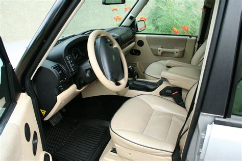 2003 Land Rover Interior by 2003 Land Rover Discovery Pictures Cargurus