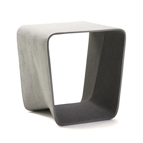 hocker grau ecal stool eternit shop