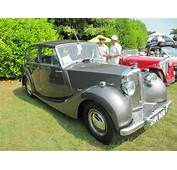 Triumph Renown 1953 At Sherborne Castle Classic Car Show