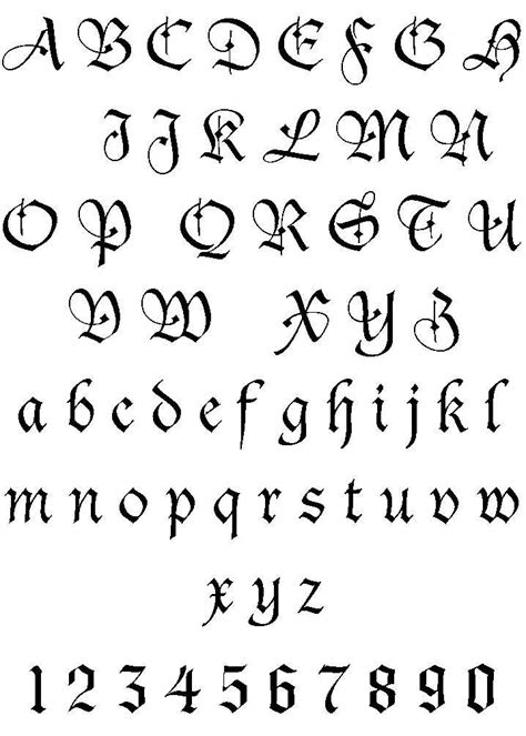 tattoo font recognition 17 best images about b plus on pinterest initials