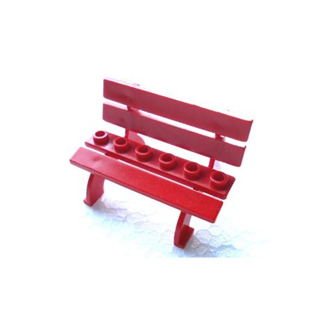 lego storage bench lego red fabuland bench seat brick owl lego marketplace