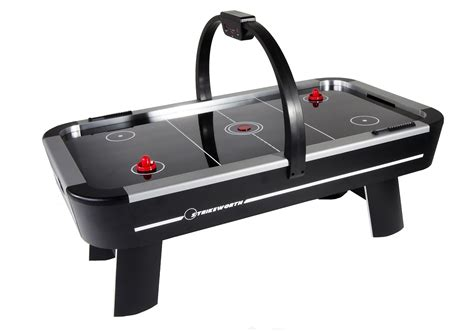 hockey air hockey table strikeworth pro aluminium 7 air hockey table