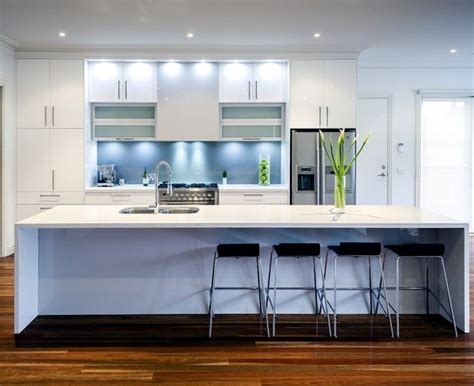 Back In The Kitchen by Modern Glass Kitchen Splash Back Wall Designs Offer