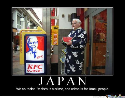 Japanese Meme - racism in japan by harrysmemes meme center