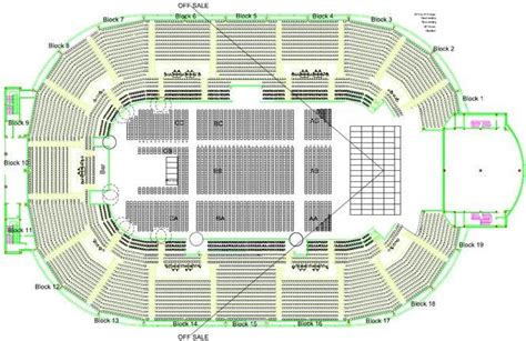 Nottingham Arena Floor Plan by Image Gallery Nottingham Arena Seating Plan
