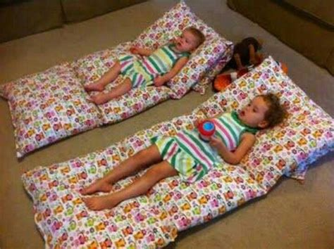 kids pillow beds pillow beds for the kids holiday ideas pinterest