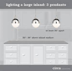 pendant lights for kitchen island spacing how to hang pendant lights an island e interiors