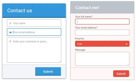 design form in php php contact form