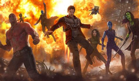 guardians of the galaxy guardians of the galaxy 2 is picking up where we left off scifinow the world s best