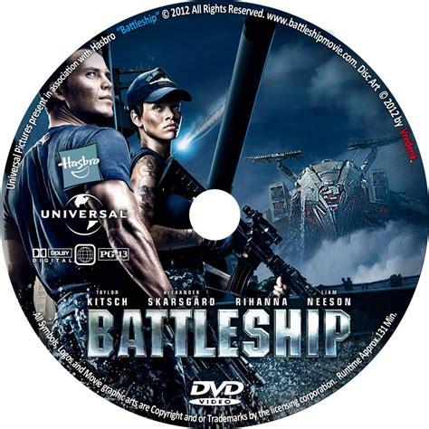 Dvd Etiketten by Battleship Custom Dvd Labels Battleship 2012 Custom