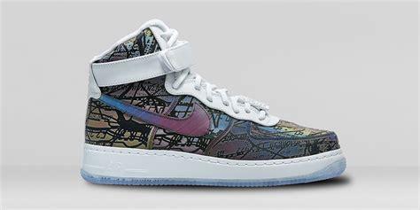 Are Nike Air 1 Comfortable by Nike Air 1 High Comfort Premium Quai 54 Sneaker