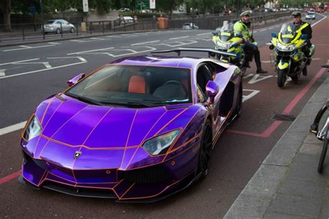 Glow In The Lamborghini At Musings Of A Sieze Glow In The