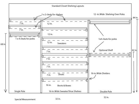 Closet Shelf Heights by Closet Shoe Rack Plans Pdf Plans Build Your Own Gun Safe No1pdfplans Diywoodplans