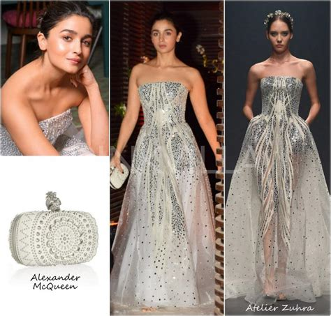 Yay Or Nay Kidmans Butterfly Mcqueen Gown At Cma Awards by Yay Or Nay Alia Bhatt In Atelier Zuhra Pinkvilla