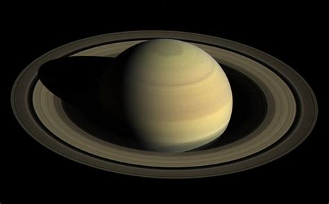 saturns year nasa s cassini spacecraft begins year of its voyage