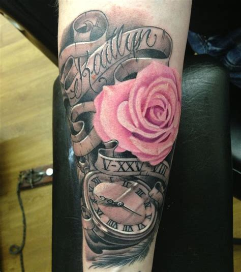 tattoo for my daughter my custom for my birthdate is in