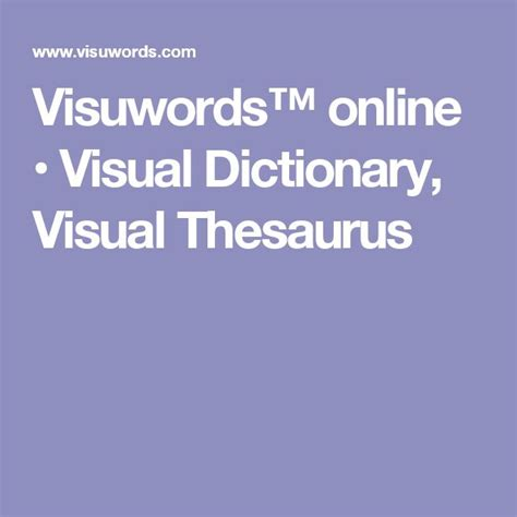 online thesaurus pattern 25 best ideas about visual thesaurus on pinterest