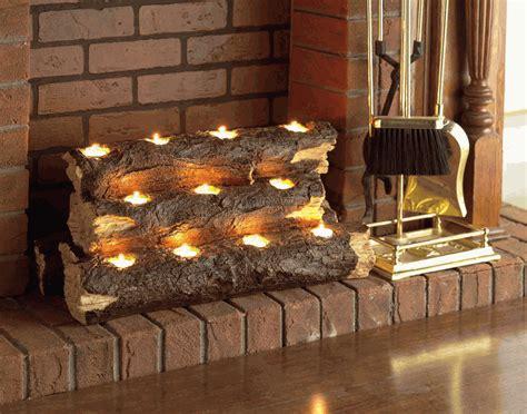 der on fireplace decorative fireplace inserts