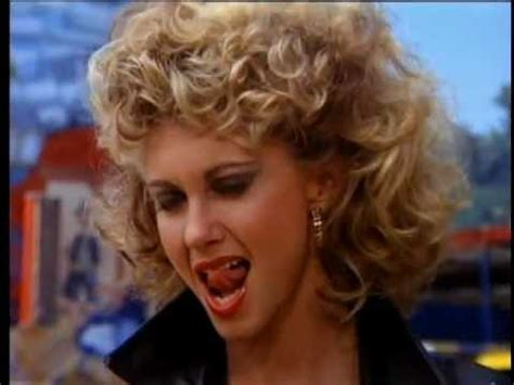 make your hair look like olivia newton john john travolta olivia newton john you re the one that i