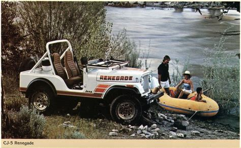 classic jeep renegade 1983 jeep cj 5 renegade classic jeep cj pinterest