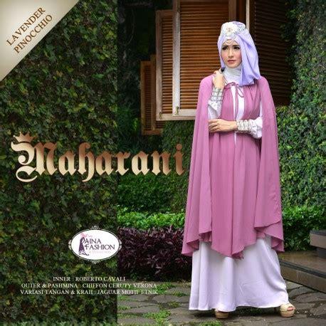 Baju Pesta Jaguar Etnik Fs1517 maharani lavender baju muslim gamis modern