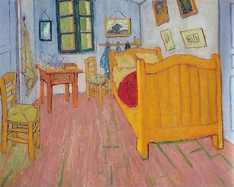 the bedroom by vincent van gogh mystudios vincent van gogh the bedroom