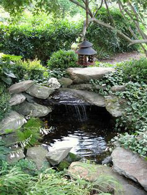 Backyard Cave Ideas Pond With Cave Pacific Ponds And Design Pond Construction