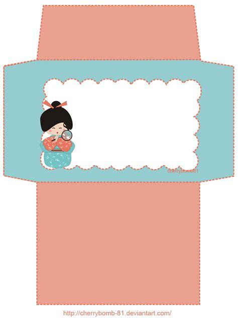 free printable envelope borders 1000 images about sobres y folios decorados on pinterest