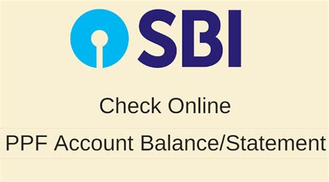 How To Check Sbi Gift Card Balance - check sbi ppf account balance statement online alldigitaltricks