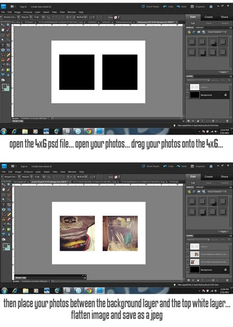 4x6 psd template 17 best images about project photo overlays on
