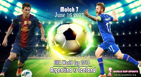 Argentina Vs Iceland Argentina Vs Iceland Live Match Preview