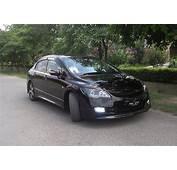 Honda Civic 2005 Modifiye Tuning Araba