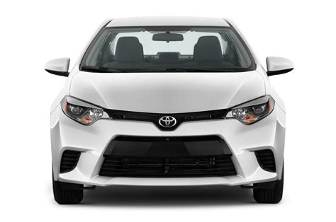 car front 2015 toyota corolla reviews and rating motor trend