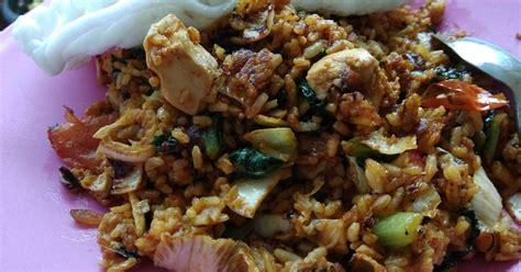 resep nasi goreng tuna enak  sederhana cookpad