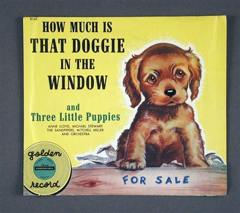 how much is that puppy in the window 302 found