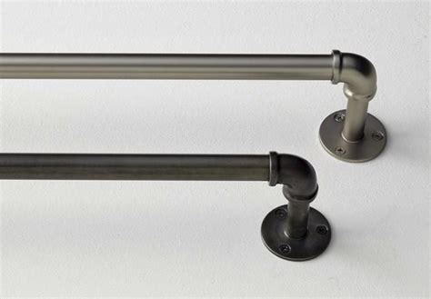industrial pipe rods remodelista