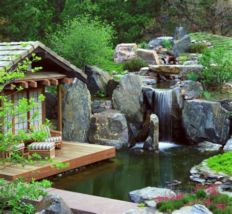 waterfall backyard 25 backyard waterfalls to include in your landscaping