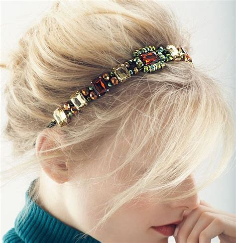 6 different ways to wear a headband faith allen hair design 17 best images about great looks on pinterest a mod