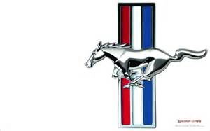 Ford Mustang Symbol Ford Mustang Logo Outline Image 209