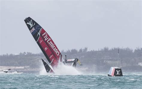 bullet boats nz america s cup the bullet seemed dodged until the crash