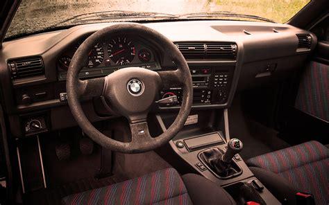 E30 M3 Interior 1988 bmw m3 evolution e30 drive