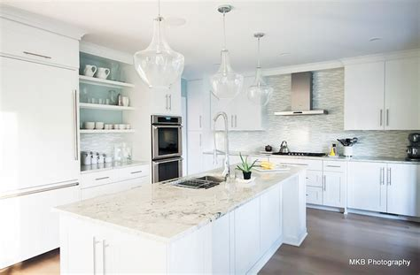 bianco romano granite with white cabinets bianco romano granite contemporary kitchen benjamin