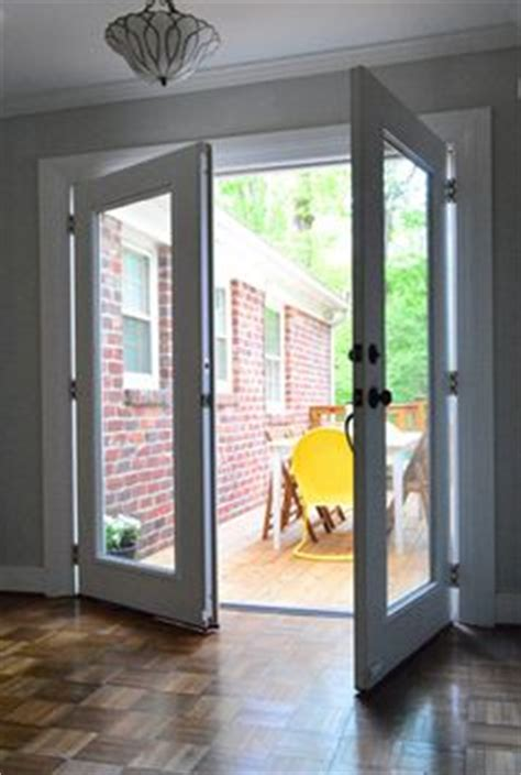 Replace Sliding Glass Door With Single Door by 1000 Ideas About Sliding Glass Doors On Window Treatments Large Windows And Glass
