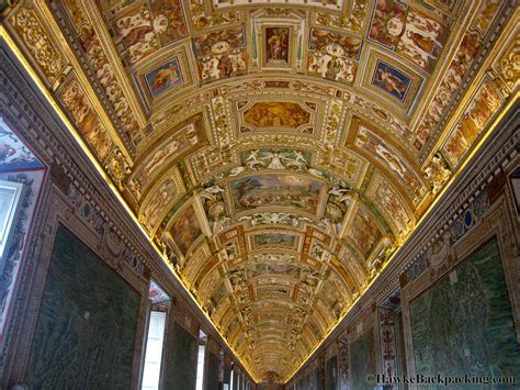 vatican museum hawkebackpacking