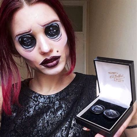 Horror Inspired Makeup Effects : Saida Mickeviciute